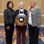 Shirley Gibson, The Southeast Cotton Ginner of the Year for 2011